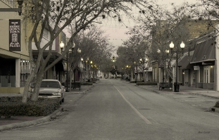 photo of St Johns Av, Palatka at daybreak