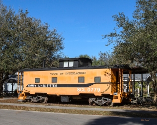photo of Interlachen Caboose