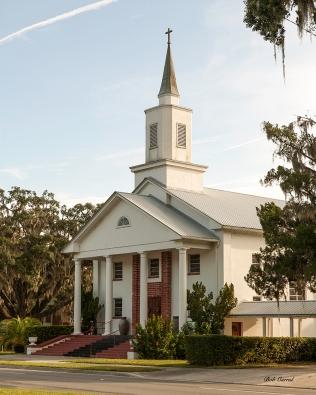 photo of First Baptist Church, Crescent City, FL