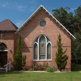 photo of St John the baptist Catholic Chapel, Crescent City, FL