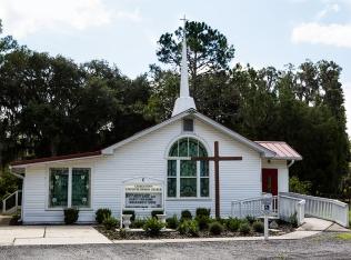 photo of Georgetown United Methodist Church, Georgetown, FL