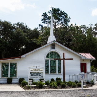 photo of Georgetown United Methodist Church, Georgetown, FL