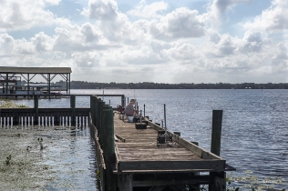 photo of Fishing at Fort Gates Ferry Landing