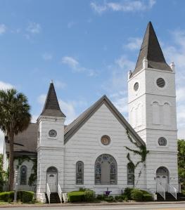 photo of Bethel A.M.E. church Palatka,