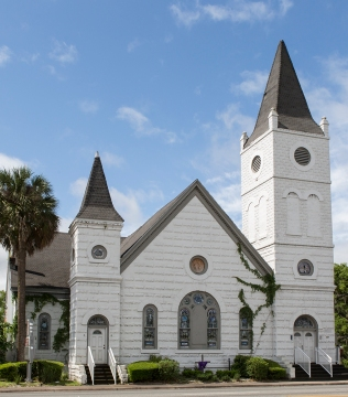 photo of Bethel A.M.E. church Palatka,
