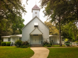 photo of Paran Baptist Church